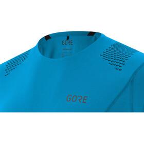 GORE WEAR R7 T-shirt à manches longues Homme, dynamic cyan/orbit blue